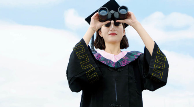 Connecting graduates with businesses